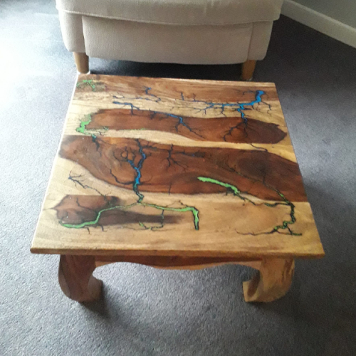 Resin Table Revamp