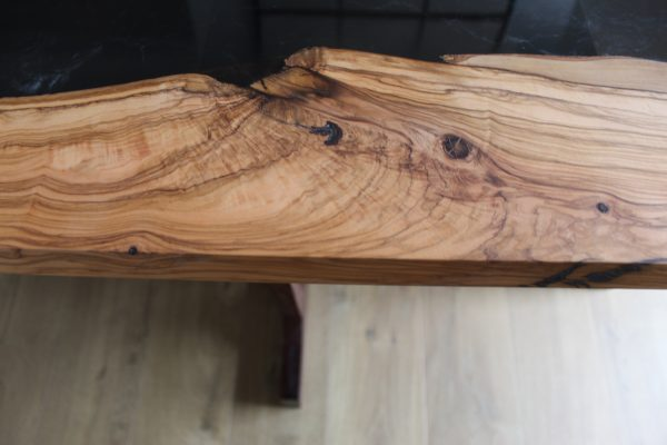 Wood Resin Tables